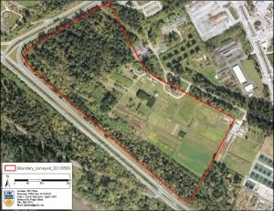 UBC Farm Boundary