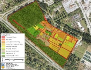 UBC Farm Land Cover